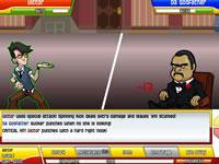 Jeu Ninjas vs Mafia Deluxe
