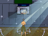 Jeu Basketball Shooting