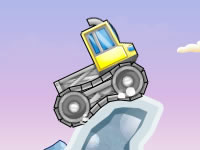 Jeu Snow Truck 2