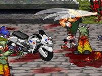 Jeu Streets of Death