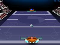 Jeu Galactic Tennis