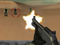 Jeu Desert Rifle 2