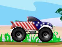 Jeu Truck Toss