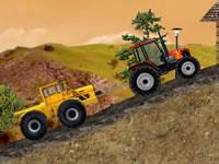 Jouer à Tractor Mania