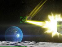 Jeu Moon Cannon