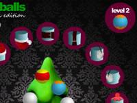 Jeu Factory Balls - The Christmas Edition