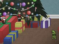 Jeu Christmas Defense