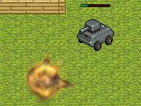 Jouer à Tanks Gone Wild