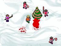Jeu The Snow Runs Red