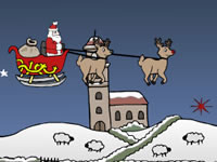Jeu Rudolphs Red Race