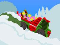 Jeu Santa Truck