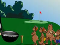 Jeu gratuit SQRL Golf II