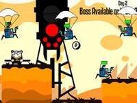 Jeu Ninja Hamsters vs Robots