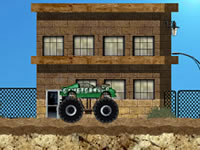Jeu Monster Truck Demolisher