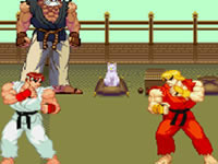 Jeu gratuit Street Fighter LoA (full)
