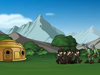 Jeu gratuit Gnome Mans Land