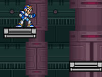 Jeu Megaman Project X Demo