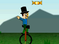 Jeu Unicycle Madness