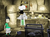 Jeu gratuit Doctor Ku - the kitchen