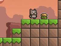 Jeu Burger Cat