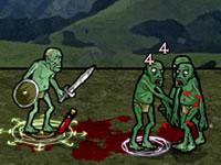 Jeu Zombie Knight
