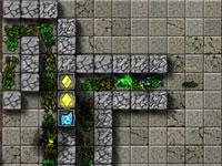 Jeu GemCraft Labyrinth