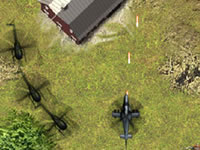 Jeu Helicopter Strike Force