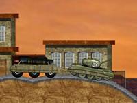 Jeu Tank Mania