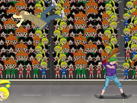 Jeu Kick Out Bieber