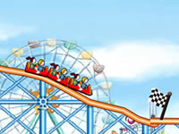 Jeu gratuit Rollercoaster Creator 2
