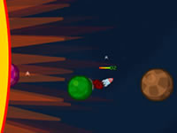 Jeu gratuit Run From the Sun