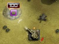 Jeu Tank Blitz Zero