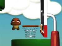 Jeu Mario's basketball