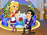 Jeu Jennifer Rose - Restaurant Love 2