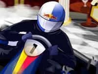 Jeu RedBull Kart Fighter