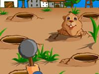 Jeu Whack a Groundhog