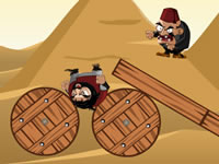 Jeu Great Pyramid Robbery
