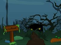 Jeu Spooky Night Escape