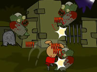 Jeu Zombies Attack Again