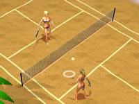 Jeu Beach Tennis