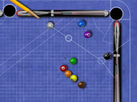 Jeu Blueprint Billiards