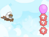 Jeu gratuit Chuck the Sheep