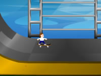 Jeu G-MAX Skateboarding