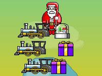 Jeu Santa Blast