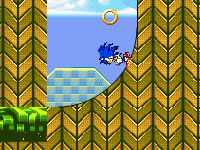 Jeu gratuit Ultimate Flash Sonic