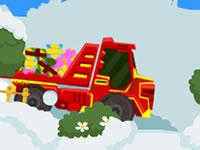 Jeu gratuit Santa Truck 2