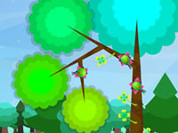 Jeu gratuit Big Tree Defense 2 - Evolution