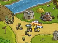 Jeu Kingdom Rush
