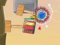 Jouer à Hammerball