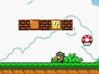 Jouer à Super Mario Bros - Crossover 2